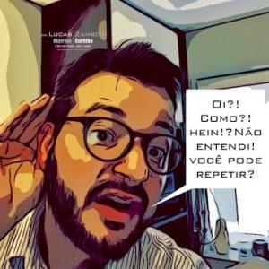 Tratamento perda auditiva em Curitiba