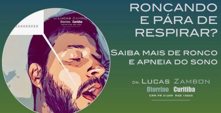 Ronco e apneia em Curitiba