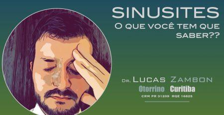 Sinusites em Curitiba