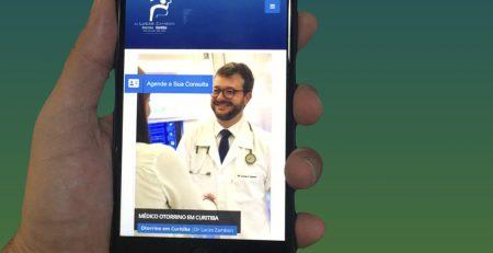 Agendamento medico em Curitiba pela internet